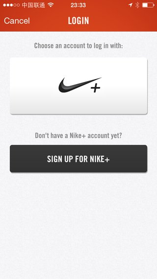 3 - Nike+ Running Login iPhone.png