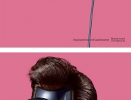 Music Icons Campaign for Sony Earphones